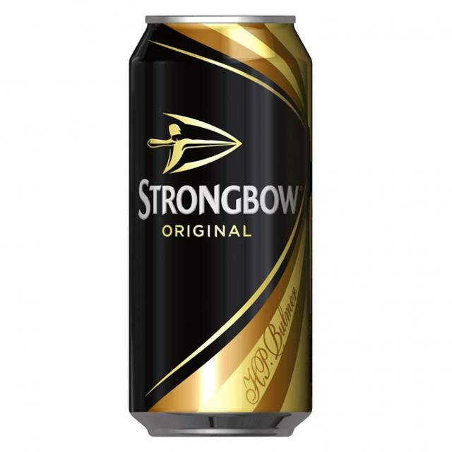 Strongbow Cider 440ml