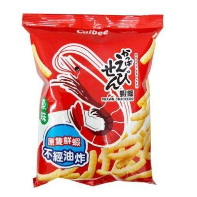 特价 卡乐B 虾条 原味 40g【零食】